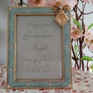 """Guardian ANGEL 👼. 4"""" Frame. New heavy well made"""